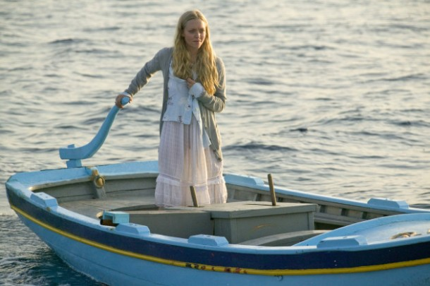 From Mamma Mia! A surprisingly cute movie with an enviable wardrobe on Amanda Seyfried.