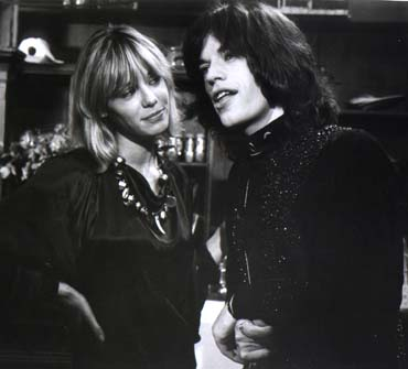 Anita and Mick