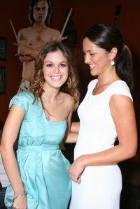 Rachel Bilson and Minka Kelly