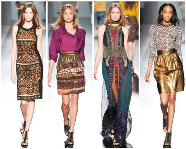 My Favorite Looks of the Etro Fall 2009 Collection