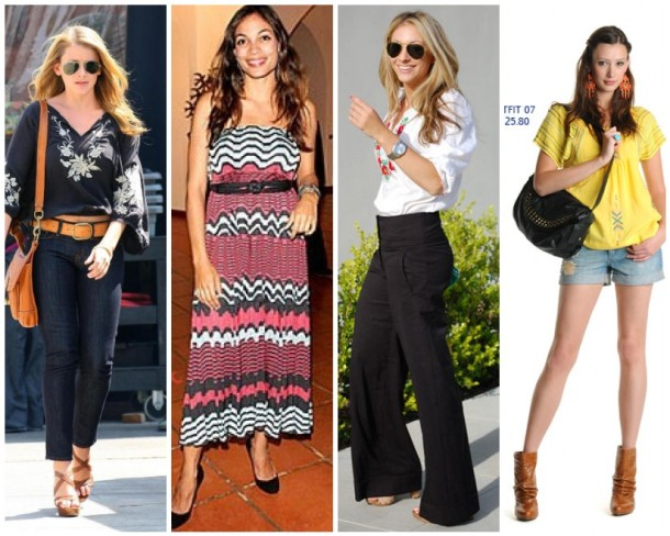 Lo Bosworth, Rosario Dawson, Cupcakes and Cashmere, and Forever 21