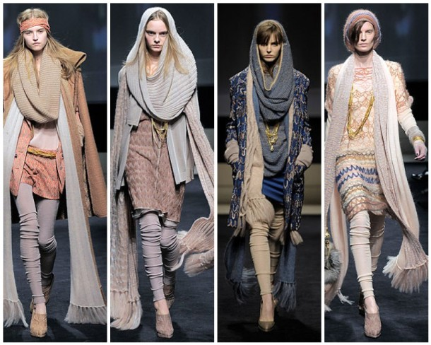 Missoni Fall 2009 collection