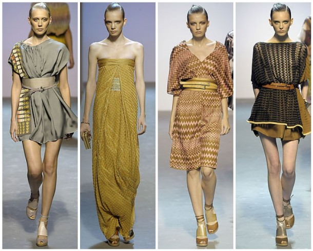 Missoni Spring 2009 collection