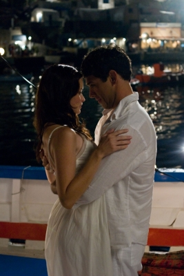 Lena and Kostos in Greece in Sisterhood of the Traveling Pants