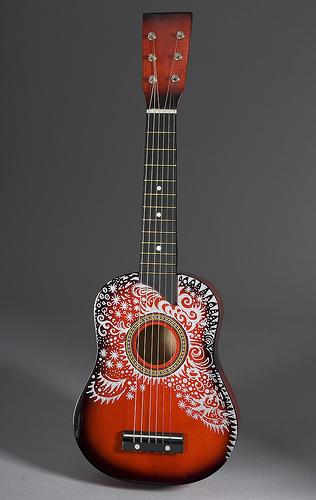 Pretty guitar