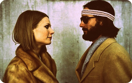 Gwyneth Paltrow and Owen Wilson in The Royal Tenenbaums