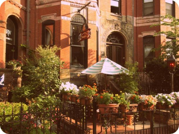 Newbury Street boutique Boston