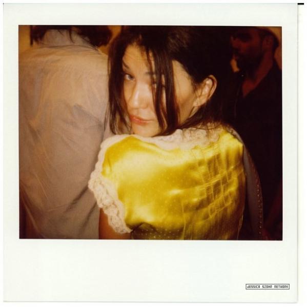 Jessica Szohr polaroid