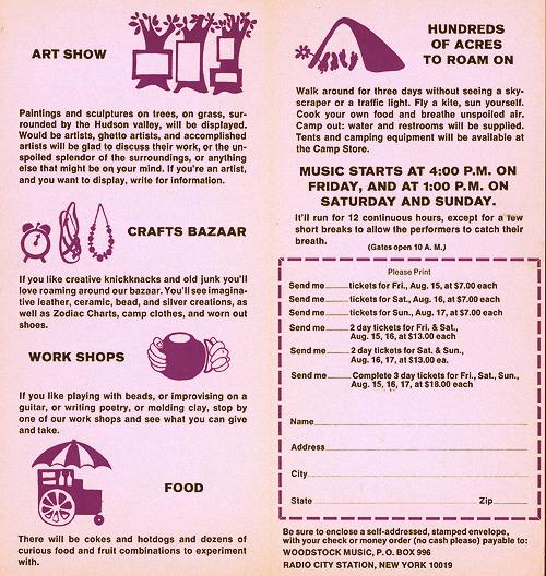 Woodstock Brochure 2