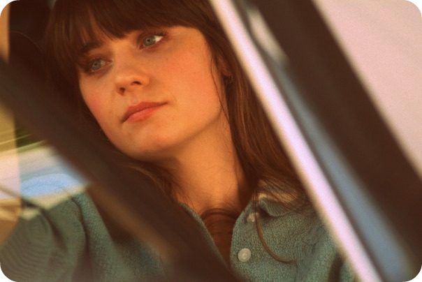 Zooey Deschanel in (500) Days of Summer