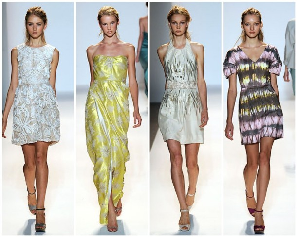 Lela Rose Spring 2010 Collection
