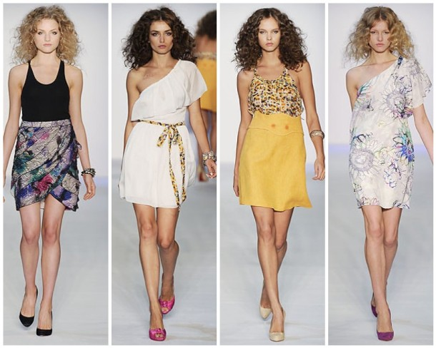 Luca Luca Spring 2010 Collection