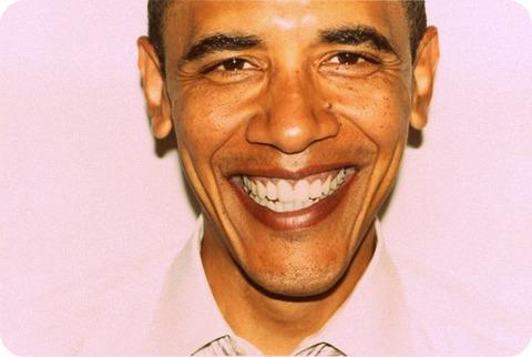 Obama's ears