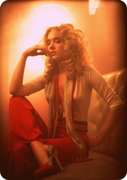 Chloe Sevigny seventies style