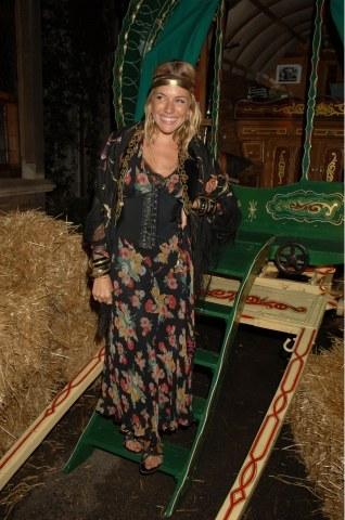 Sienna Miller in Halloween costume