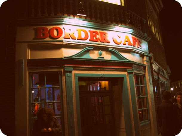 Border Cafe in Cambridge