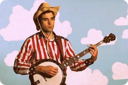 Sufjan Stevens banjo