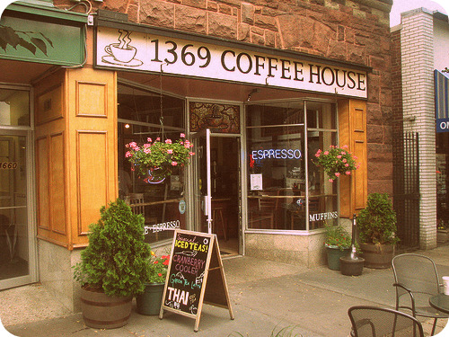 The 139 Coffee House in Cambridge