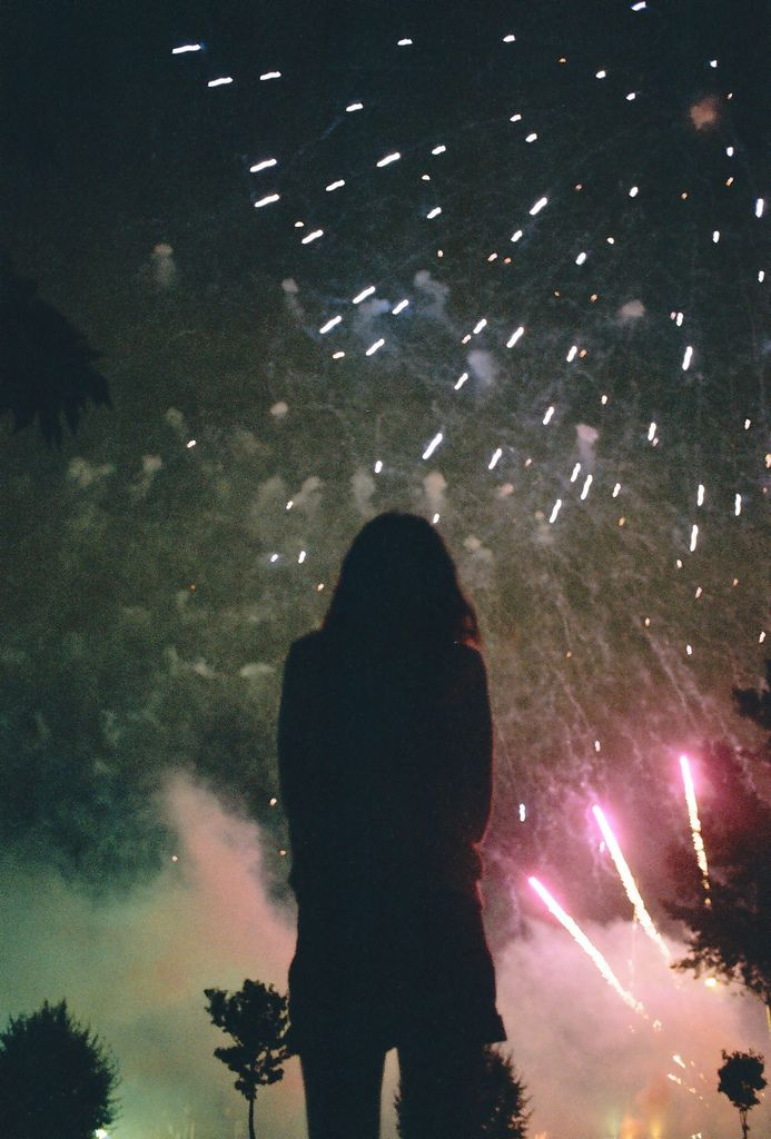 firework watching