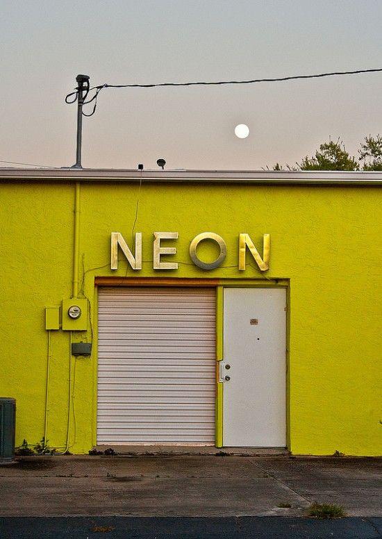 neon shack